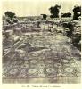 Bir el Qutt- mosaic paving of the refectory (Corbo 1955: tab. 34, phot. 103).