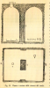 Bir el Qutt- plan and section of the cistern (Corbo 1955: 122, Fig 33).