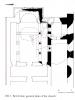 Beit Jimal-cxd plan of the church (Malka II: 79, no. 206)