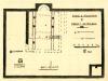 Beit Sahur- plan (Corbo 1954: 90, Fig. 28a).